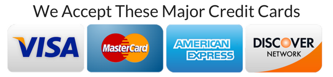 We accept all Major Credit Cards-cbwc